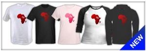 Kenya 2009 Shirts
